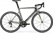 2019 Merida Reacto 5000 Yol Bisikleti Mat Met. Grı(Sıyah Yesıl) 50cm
