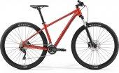 2019 Merida Big Nine 300 Dağ Bisikleti 18,5 Kırmızı Siyah