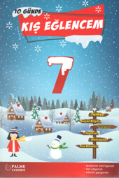 7. Sınıf 10 Günde Kış Eğlencem Seti Palme Kitabevi