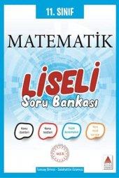 11. Sınıf Matematik Liseli Soru Bankası Delta Kültür Yayınları