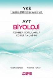 Ayt Biyoloji Rehber Sorularla Konu Anlatımı Esen Yayınları