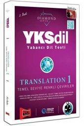 Yksdil Yabancı Dil Testi Translation 1 Temel Seviye Renkli Çeviri