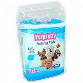 Petpretty Lavanta Kokulu Köpek Eğitim Çiş Pedi 60x60 Cm 10lu