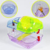 Mini Paradise Hamster Fare Evi Fare Oyun Evi 30x21x23cm