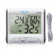 Dijital Termometre, Sıcaklık Ve Nem Ölçer,life...