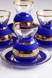 Paşabahçe Versace Yaldızlı 6 Kişilik Çay Bardak Takımı
