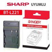 Sharp Bt L221 Şarj Aleti Şarz Cihazı Sanger