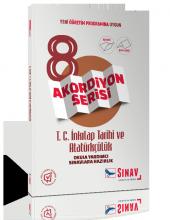Sınav  8. Sınıf T.C. İnkılap Tarihi ve Atatürkçülük Akordiyon Kitap