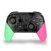 Dobe Nintendo Switch Pro Controller Oyun Kolu Splatoon