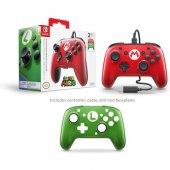 Pdp Nintendo Switch Mario Controller Oyun Kolu Lisanslı Ürün
