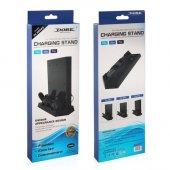 Dobe Sony Ps4 Fanlı Şarj Standı (Ps4 Fat Slim...
