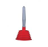 Zambak Plastik Küçük Lüks Vantuz Pompa