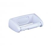 Zambak Plastik Makaralı Tuvalet Kağıtlığı