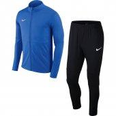 Nike Dry Acdmy18 Erkek Mavi Futbol Eşofman Takımı