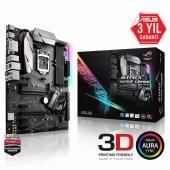 Asus Rog Strıx B250f Gamıng Intel B250 Lga1151...