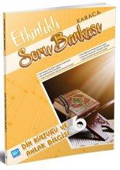 Karaca Eğitim Yayınları Etkinlikli Soru Bankası Din Kültürü Ve Ahlak Bilgisi 6. Sınıf