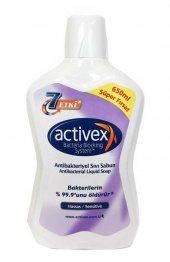 Actıvex Sıvı Sabun 650 Ml Antibakteriyel Sıvı...