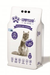 Lumpysand Cat Litter Marsilya Sabunlu Kedi Kumu 20 lt ince taneli