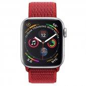 Apple Watch 44mm Krd 03 Hasır Kordon