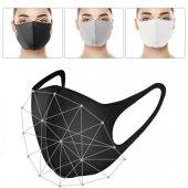 N95 - FFP3 Özellikli Kumaş Sıvı Geçirmez Yıkanabilir Yüz Maske-5