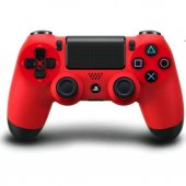 Sony Playstation Dualshock 4 Wireless Controller Red