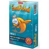 Easyfishoil Omega 3 30 Çiğnenebilir Jel Tablet