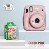 Fujifilm İnstax Mini 11 Fotoğraf Makinesi+Askı+pil+20'li Film-2