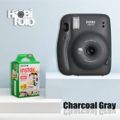 Fujifilm İnstax Mini 11 Fotoğraf Makinesi+Askı+pil+20'li Film-3