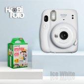Fujifilm İnstax Mini 11 Fotoğraf Makinesi+Askı+pil+20'li Film-4