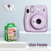 Fujifilm İnstax Mini 11 Fotoğraf Makinesi+Askı+pil+20'li Film-5