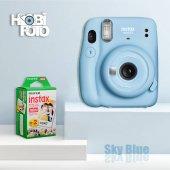 Fujifilm İnstax Mini 11 Fotoğraf Makinesi+Askı+pil+20'li Film-6