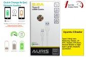 Samsung 2.8A USB-Type-C Şarj Kablosu Qualcomm 3 Hızlı Şarj