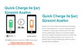 Samsung 2.8A USB-Type-C Şarj Kablosu Qualcomm 3 Hızlı Şarj-2