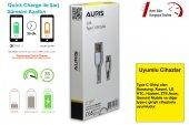 Samsung 2.8A USB-Type-C Şarj Kablosu Qualcomm 3 Hızlı Şarj-5