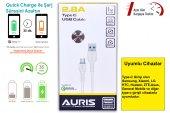 Samsung 2.8A USB-Type-C Şarj Kablosu Qualcomm 3 Hızlı Şarj-6