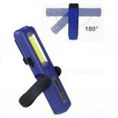 Arm 18002 Şarjlı Mıknatıslı Led Fener Lamba Powerbank 420 Lümen-4