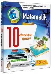 6.sınıf 10 deneme matematik