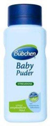 Bübchen Bebek Pudrası  Baby Puder 100 gr YENİ