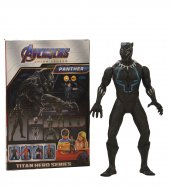 Avengers Union Legend Işıklı Sesli Black...