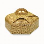 Pasta Kutusu Altıgen 8-12 Kişilik