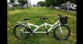 Ybs Tandem İki Kişilik Bisiklet Surpriz Hediyeli)