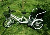 Ybs Fayton Bisiklet Üç Tekerlekli Fayton Bisiklet