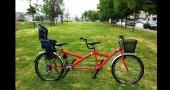 Ybs Ailebis İki Kişilik Bisiklet (Sürpriz Hediyeli)