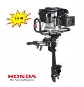 Tomking TK139H Honda GCV 160 Bot Motoru