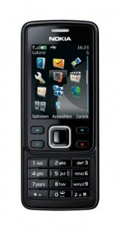 Nokia 6300 Siyah Tuşlu Telefon (Yenilenmiş Ürün)