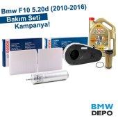Bmw F10 Bakım Seti 5.20d (2010-2016) Ful Set