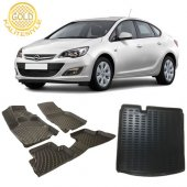 Opel Astra J Sedan 3d Havuzlu Oto Paspas Ve...