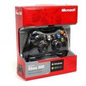 Microsoft Xbox 360 Kablolu Oyun Kolu Gamepad Pc Uyumlu