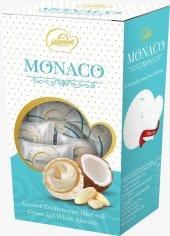 Moment Monaco Hindistan Cevizli Badem Dolgulu 150 Gr Çikolatalı Gofret
