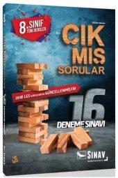 Sınav Yayınları 8. Sınıf Lgs Tüm Dersler Çıkmış...